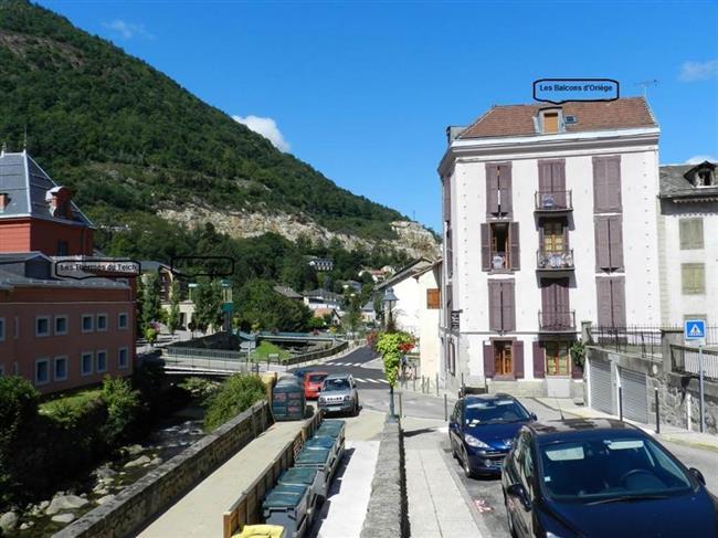 Gîte n°09G10123 – AX-LES-THERMES – Ariège