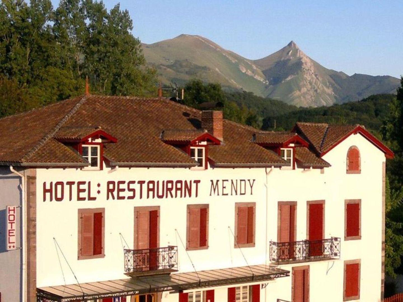 Restaurant Mendy Saint Jean Le Vieux