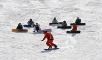 Stage ski-surf Haute-Garonne