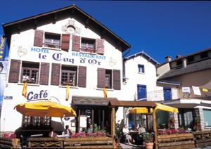 Hôtel Le Coq d'Or