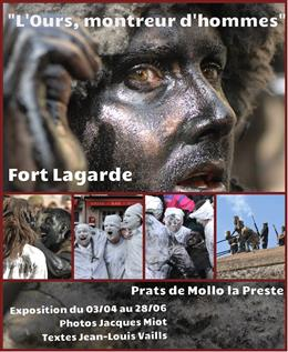 expo fort lagarde ours
