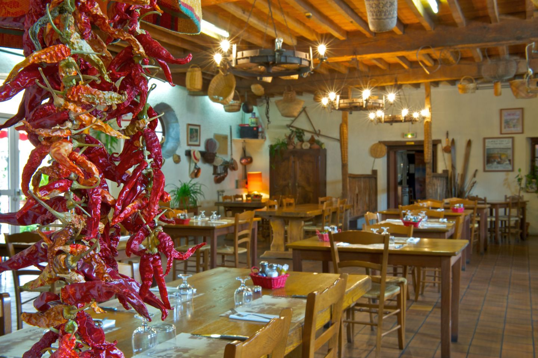 Hôtel Pays Basque 04_Auberge de l'Etable_salle restaurant_Montory 64470