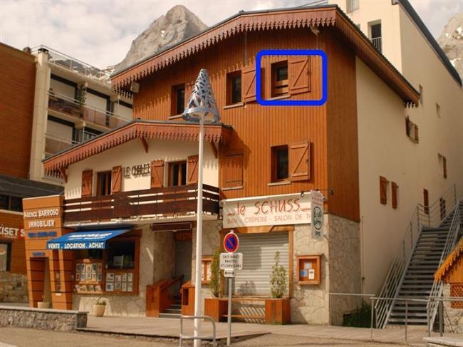 AGENCE BARROSO - LE CHALET 11 LOCALISATION