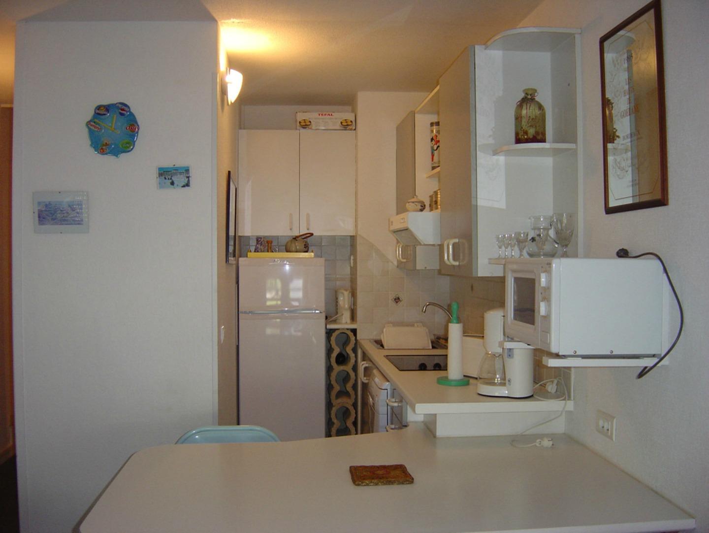 Appartement Dedieu - Coin cuisine