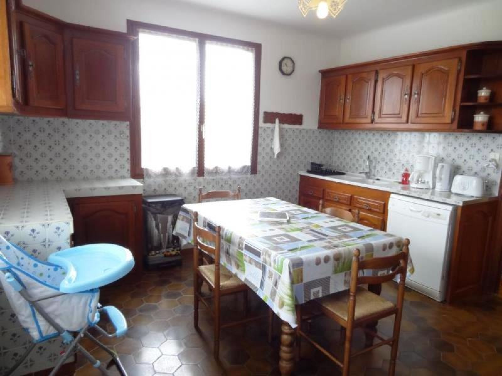 Appartement Elicagaray cuisine - Bussunarits