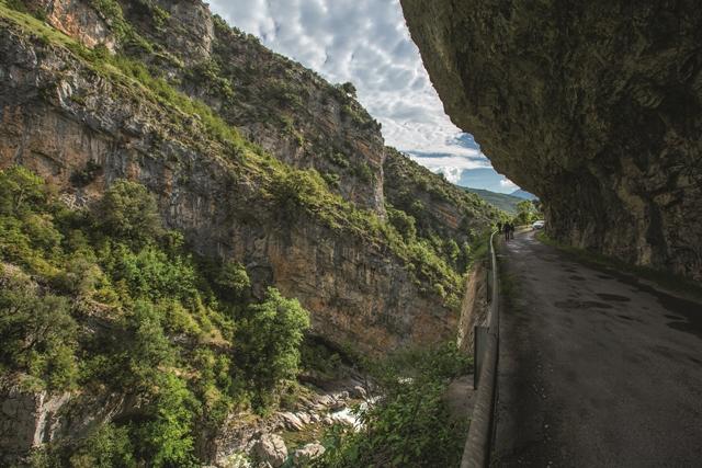 Aragon-canyon d'Anisclo