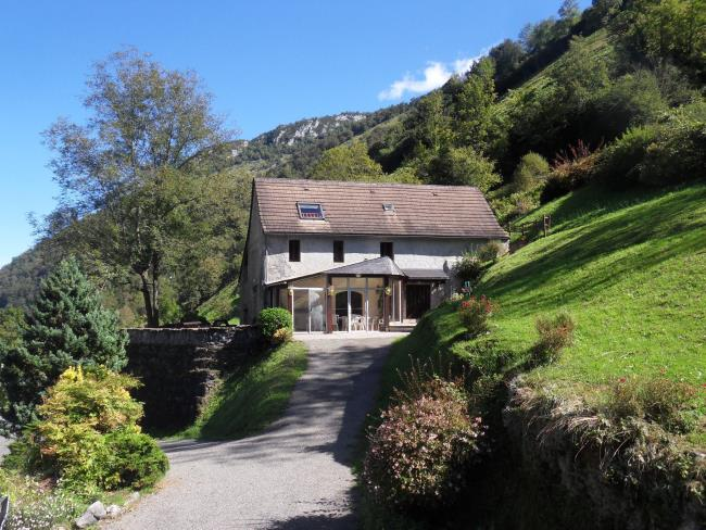 Gîte La Grange - Vue extérieure