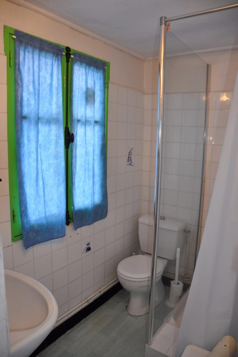 Appartement Campistrous Salle d'eau