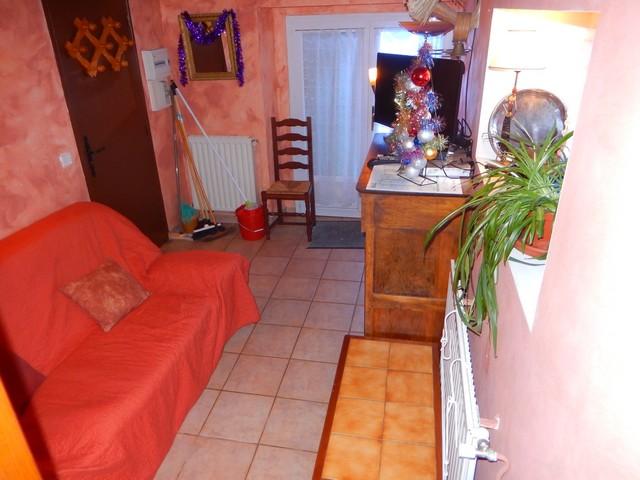 HPG145 - Maison mitoyenne Le Clos - coin salon