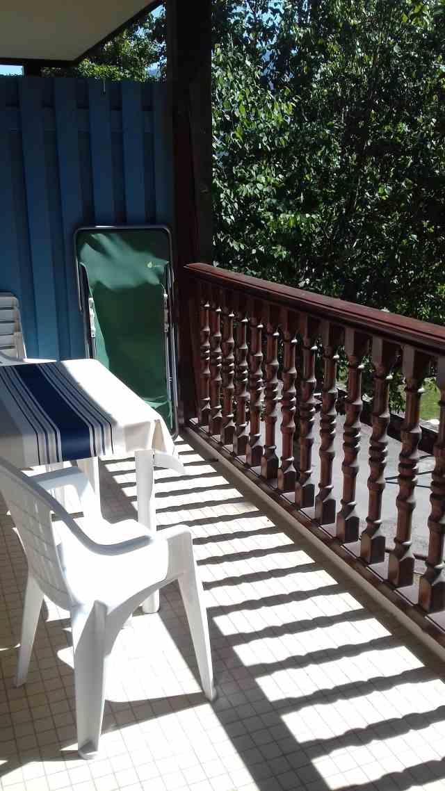 LACASSAGNE JEAN Parc n°29 balcon
