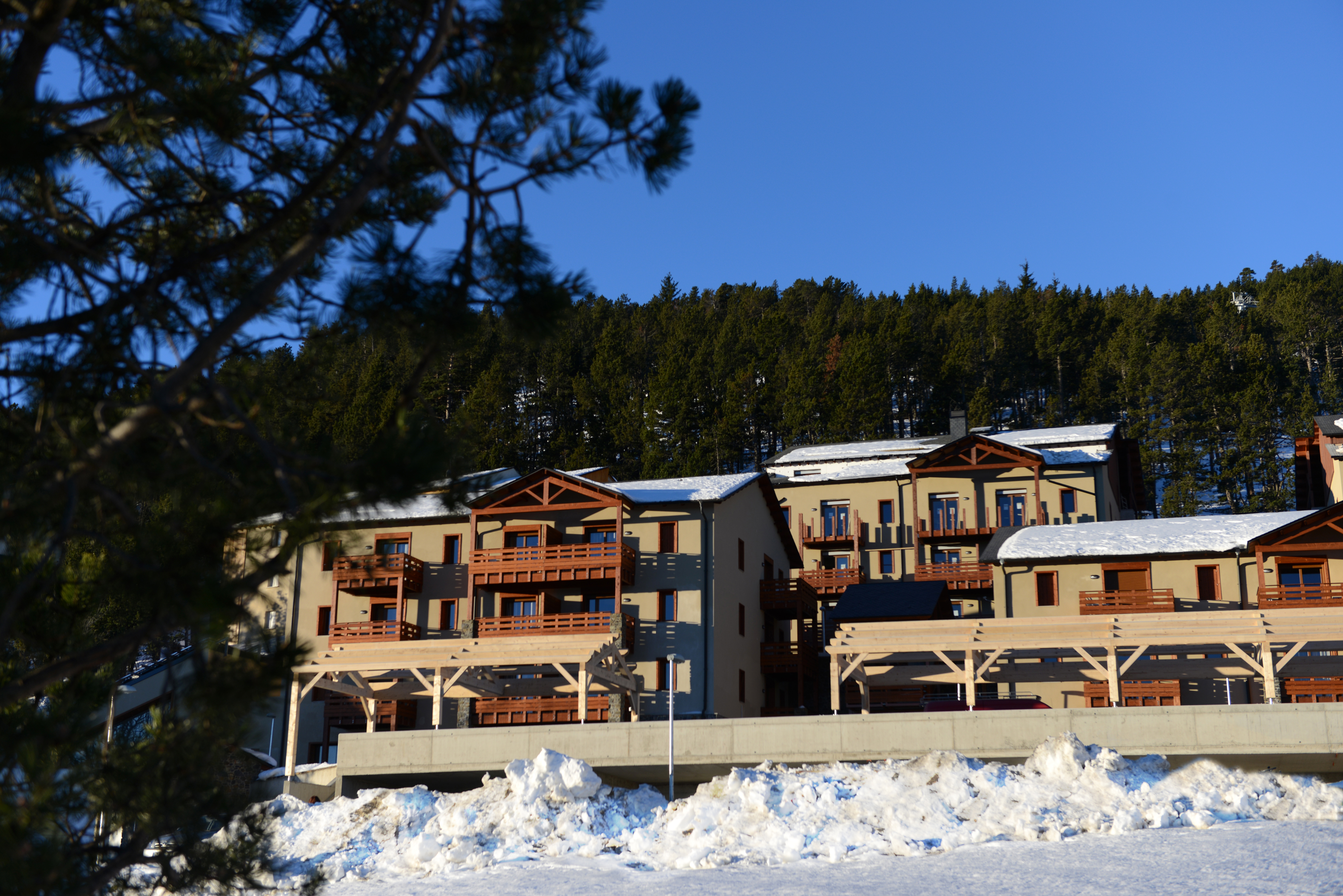 Les Angles - Les Chalets de l'Isard - Ext-residence24