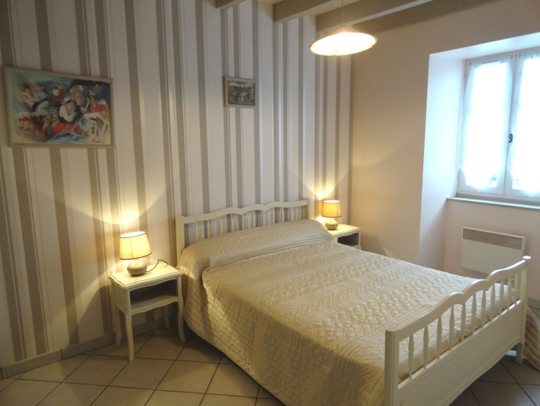 Location Loubet - Maison 6 pers - 13 - Chambre lit double gris - Mendive