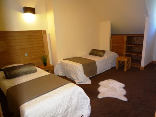 Namur Cami Réal chambre lits simples