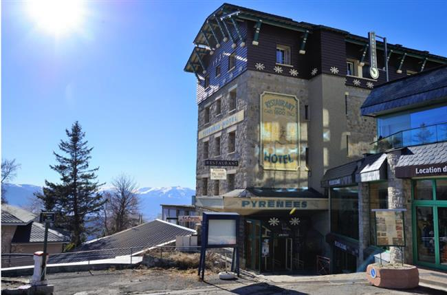 Pyrénees Hôtel 1