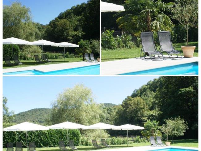 Pyrenees Passions - Piscine