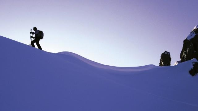 Ski de rando à Gavarnie