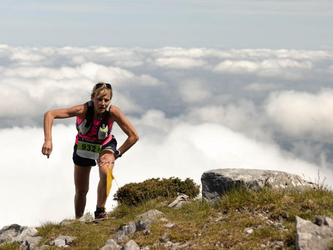 Trail du Cagire