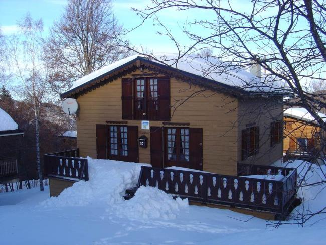 CHALET DE MADAME ESTEVES
