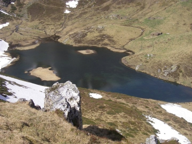 lac aygue rouye